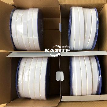 接着剤付きの膨張PTFEジョイントシーラントガスケットテープ